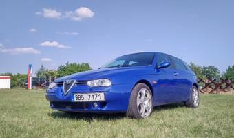 Alfa Romeo 156 2.5 V6  2002