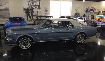 Ford Mustang Exluz. stav / Man. převodovka 1966
