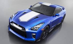 Novinky: Nissan představuje výroční limitovanou edici modelu GT-R