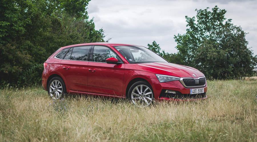 : Škoda Scala 1.0 TSI: Konečně se vyrovná Mustangu!
