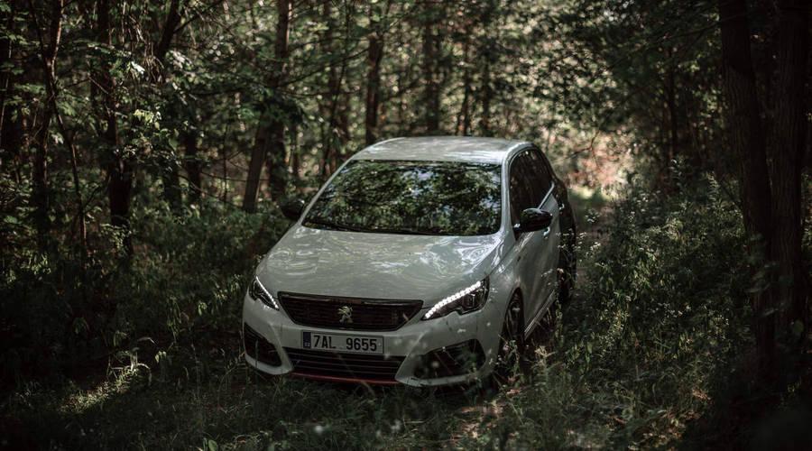 Recenze & testy: Peugeot 308GTi: Rozverné vlání za přední nápravou