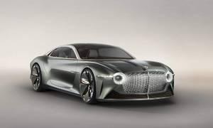 Novinky: Budoucnost podle Bentley je opulentní a elektrická