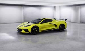 Novinky: Nová Corvette už má funkční konfigurátor a díly od úpravců