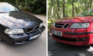 Recenze & testy: Volvo C70 convertible vs. Saab 9-3 cabrio: Los proti sobovi