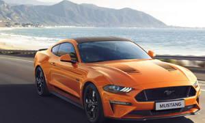 Novinky: Ford chystá výroční edici Mustangu. K mání je jen v Evropě.