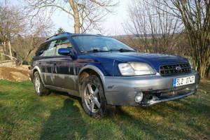 Subaru Outback 3.0 H6 + LPG 2001