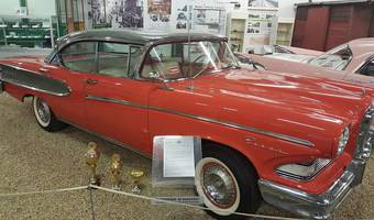 Edsel Pacer 58 1957