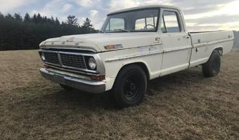 Ford F250  1968