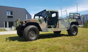 AM General Hummer Humvee M998 HMMWV 1988