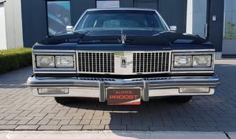 Oldsmobile Custom Cruiser Funeral 1989