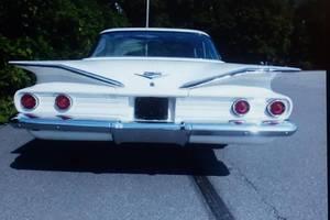 Chevrolet Biscayne  1960