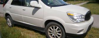 Buick Rendezvous CXL, BK26, KOMBI 2006