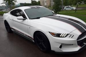 Ford Mustang 3.7 V6 2016