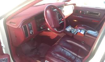 Cadillac Fleetwood Brougham Gold edition 1993
