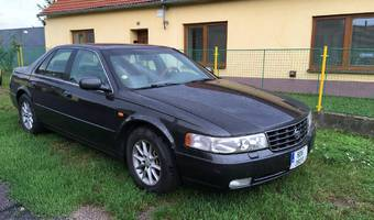 Cadillac Seville STS 2001
