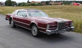 Lincoln MK 4  1976