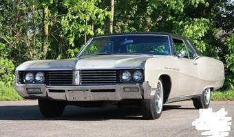 Buick Electra 225 Buick Electra 225 Sport Coupe  1967