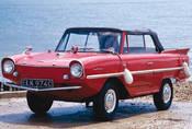 Stručná historie automobilové plavby