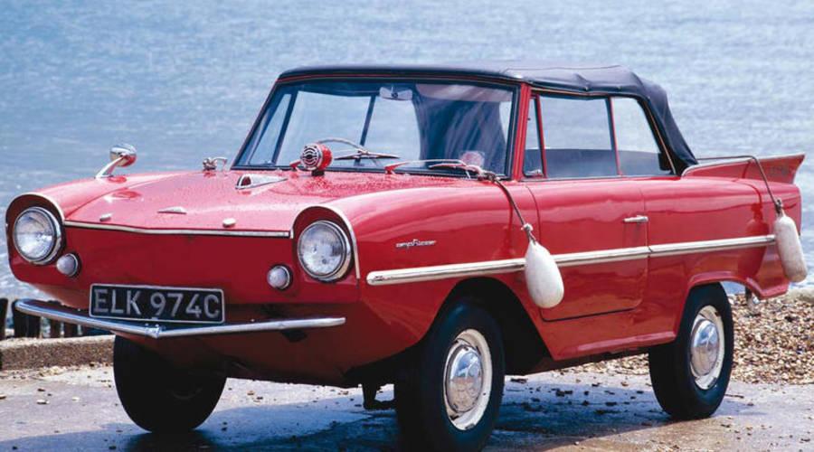 Mýty a legendy, Oldies, TopX: Stručná historie automobilové plavby