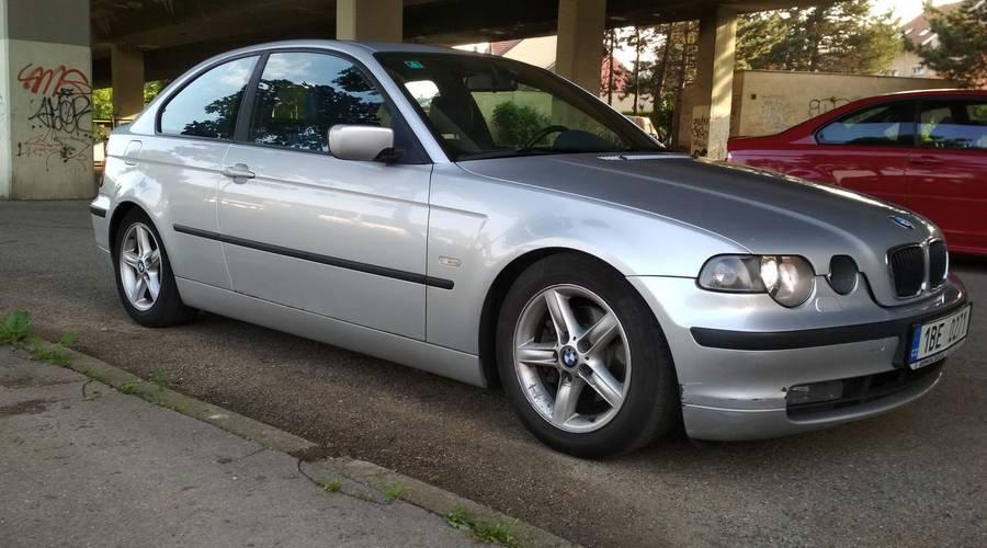 Recenze & testy: BMW E46 Compact 318ti: Ošklivé káčátko