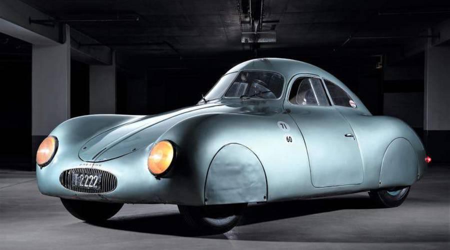 Novinky: Do aukce míří nejstarší dochované Porsche