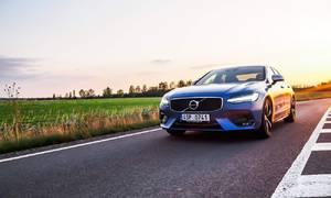 Recenze & testy: Volvo S90 T6 Polestar: Když máte víc, než jen peníze