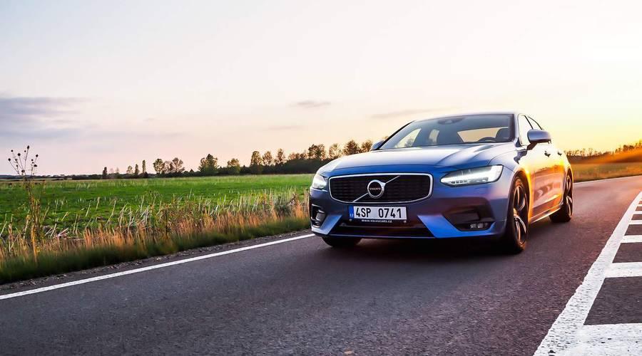: Volvo S90 T6 Polestar: Když máte víc, než jen peníze