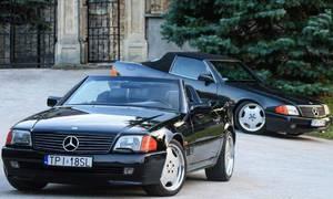 Historie: Mercedes SL600: Ideál úspěšného muže