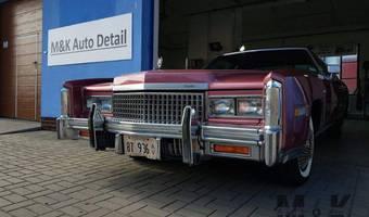 Cadillac Eldorado 1976 , V8 , 8.2L 1975