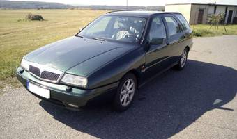 Lancia Kappa SW 2.0 20VT 1999