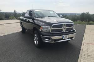 Dodge Ram Big Horn 4x4 2011