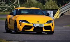 Recenze & testy: Rychlé dojmy: Toyota GR Supra na okruhu v Sosnové