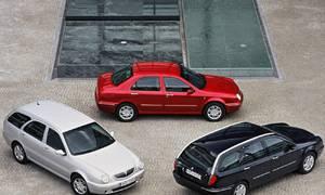 Lancia Lybra: Přehlížená, ale schopná