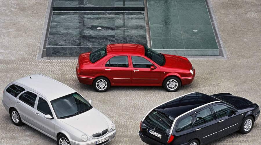 Bazarový snílek, Historie: Lancia Lybra: Přehlížená, ale schopná