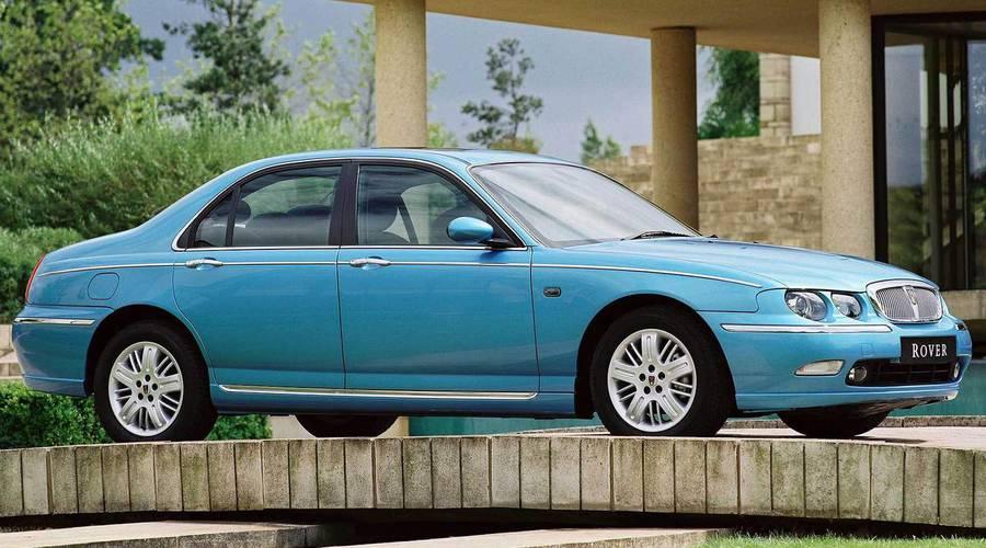 Historie: Rover 75: Bitva o Británii