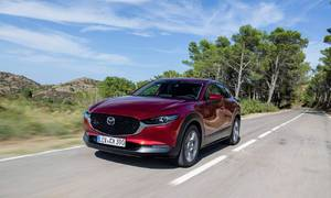 Představujeme: Mazda CX-30: Šest otázek a pět odpovědí