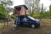 Peugeot Rifter + stan Hussarde Quattro: Ideál aktivní rodinky