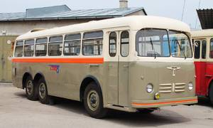 Historie: Tatra 500HB: Kterak se ze skvělého prototypu stal propadák