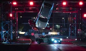 Autíčkářova garáž, Video: Hyperdrive: Pevnost Boyard pro auta