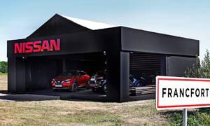 Novinky: Nissan a jeho angažmá na Francfortském autosalonu