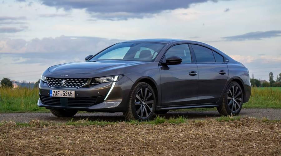 Recenze & testy: Peugeot 508 1,6 PureTech GT-Line: Vítej zpět, Peugeote