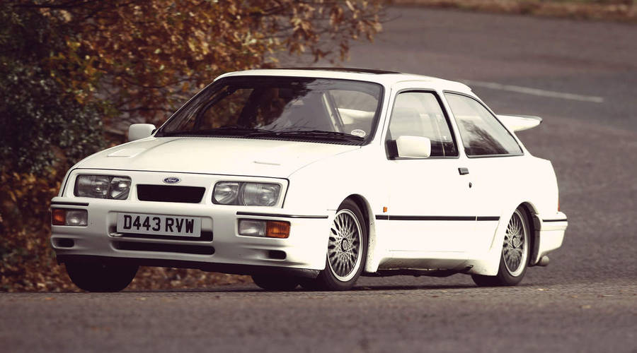 Historie: Ford Sierra Cosworth: Vzestup a pád