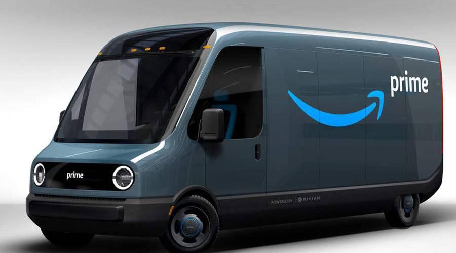 Novinky: Rivian se stane největším výrobcem elektrických dodávek. Díky Amazonu.