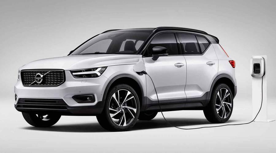Novinky: První plně elektrické Volvo se brzy představí