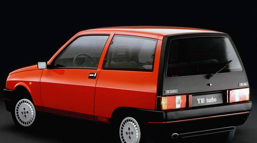 Historie: Lancia Ypsilon: Když se řekne Lancia