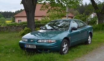 Oldsmobile Alero NEPOJÍZDNÉ 2000