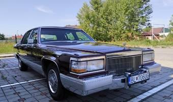 Cadillac Brougham 5.0 1991
