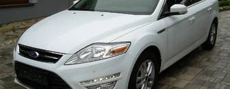 Ford Mondeo 2.0TDCi, 103kW 2014