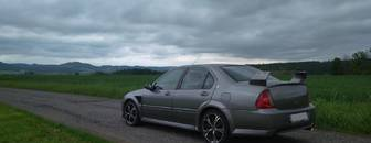 MG ZS X-Power bodykit 2005