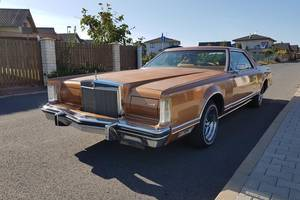 Lincoln Continental Mark 5 1977